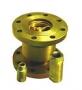 Клапан термозапорный КТЗ-001-200-02 фланцевый